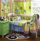 Farmyard by Freckles Bedding for Kids