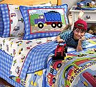 Trains, Planes & Trucks by Olive Kids Bedding