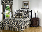 Grand Isle Coal by Victor Mill Luxury Bedding