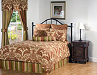 Grand Isle Spice by Victor Mill Luxury Bedding