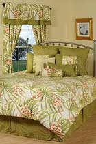 Sea Island by Victor Mill Luxury Bedding