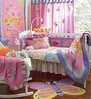 Butterfly Garden By Freckles Bedding For Kids