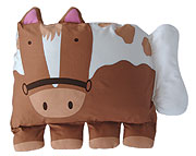 Pony Brandy The Pony - Pillowcase by Milo and Gabby