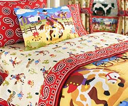 click here to see bed linens made by olive kids