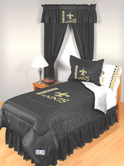 Bed Linens By Sports Coverage Bedding College Amp Pro Team