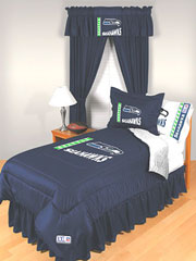 Bed linens by Sports Coverage Bedding: College & Pro Team Themed ...
